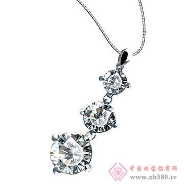 周萊福-钻石吊坠02