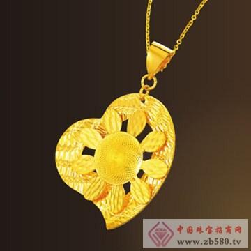 周萊福-黄金吊坠04