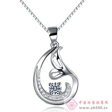 雅赛伦-钻石吊坠01