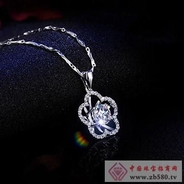 九印钻石钻石项链001