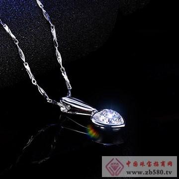 九印钻石钻石项链003