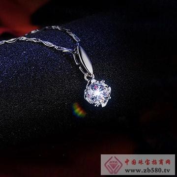 九印钻石钻石项链004
