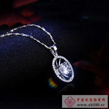 九印钻石钻石项链005