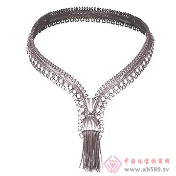 戴特美-银饰项链01