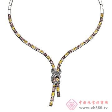 戴特美-银饰项链02