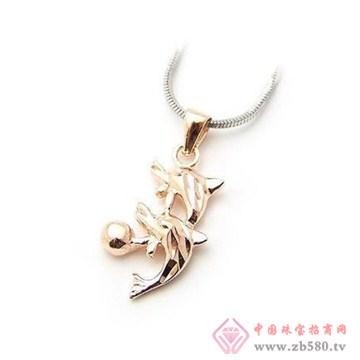 兴达珠宝-K金吊坠