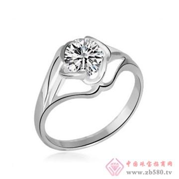 兴达珠宝-纯银戒指