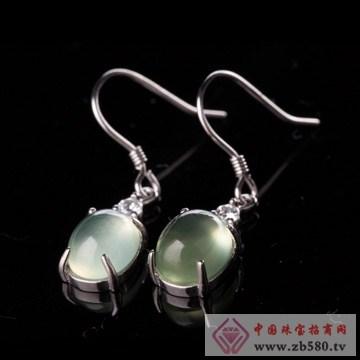 里约晶坊-水晶耳坠01