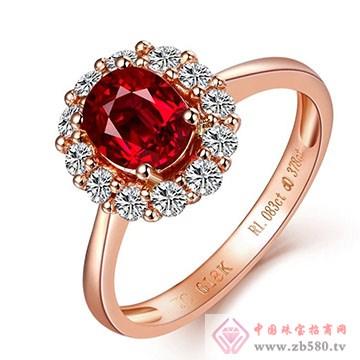 SYB高级珠宝-红宝石戒指