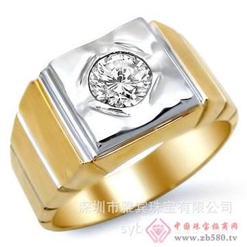 SYB高级珠宝-男士戒指03