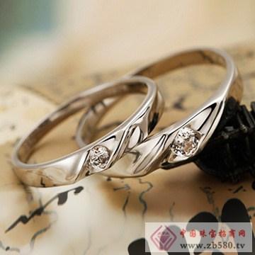 双诚珠宝-纯银对戒01
