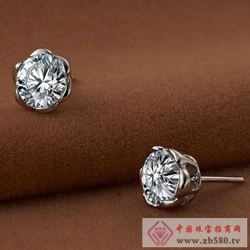 双诚珠宝-纯银耳钉04