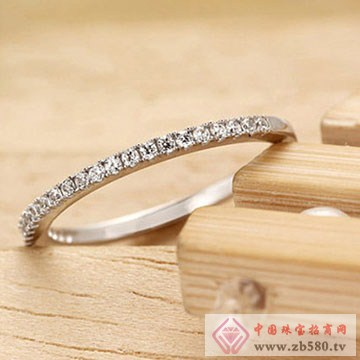 双诚珠宝-纯银戒指