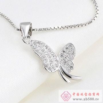 双诚珠宝-纯银吊坠01