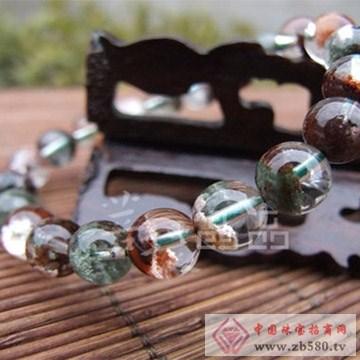 菩提水晶手链2