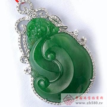 羊胡珠宝-翡翠挂件10