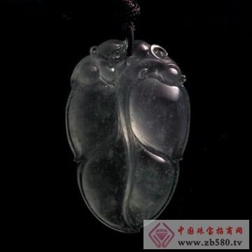 羊胡珠宝-翡翠挂件13