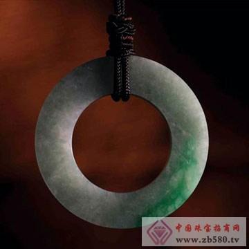 羊胡珠宝-翡翠挂件15