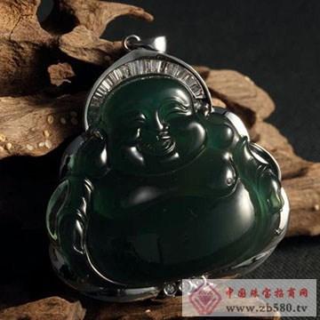 羊胡珠宝-翡翠挂件16