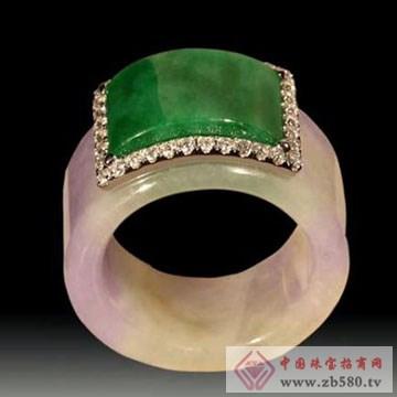 羊胡珠宝-翡翠戒指