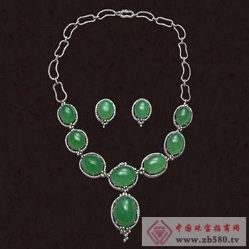 羊胡珠宝-翡翠项链02
