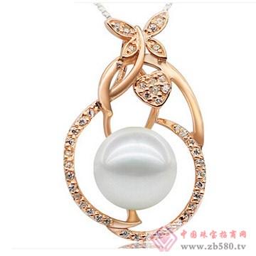 丽珍珠饰品1