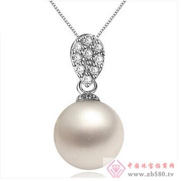 丽珍珠饰品3