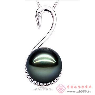 丽珍珠饰品5
