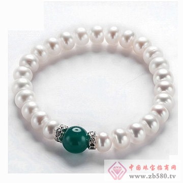 丽珍珠饰品9
