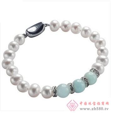 丽珍珠饰品10