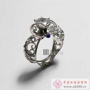 唯一珠宝定制巴洛克系列戒指
