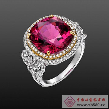 澜纷古珠宝戒指3