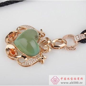 金荣福珠宝葡萄石