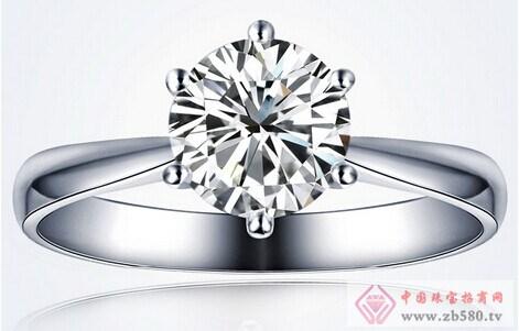 立体钻石戒指折纸图解