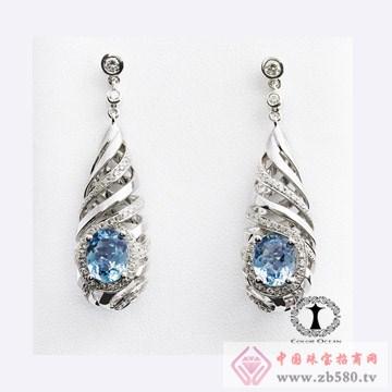 澄之然珠宝耳环1