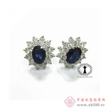 澄之然珠宝耳环2