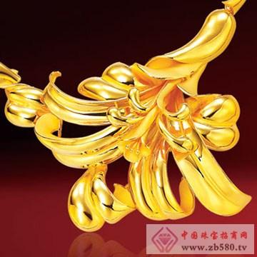 全球行国际黄金-黄金项链03