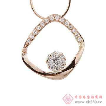 润金坊-钻石吊坠06