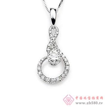 润金坊-钻石吊坠07