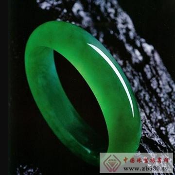 碧海云天-翡翠手镯05