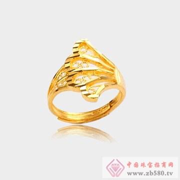 金雅艺-黄金戒指01