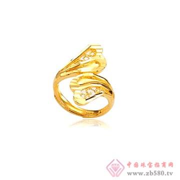 金雅艺-黄金戒指02
