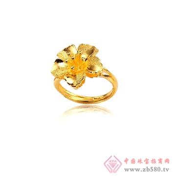 金雅艺-黄金戒指03