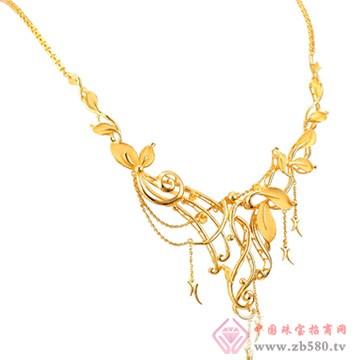 金雅艺-黄金项链01