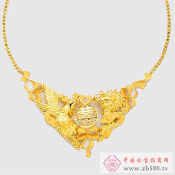 金雅艺-黄金项链06