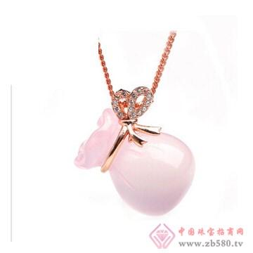 晶后水晶-宝石吊坠06