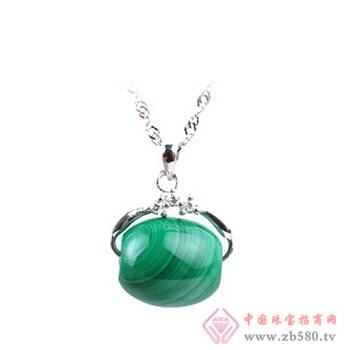 晶后水晶-宝石吊坠01
