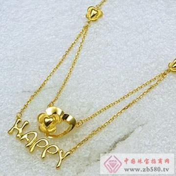 金欧泊-黄金项链01