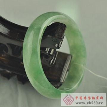 龙缘玉翠-翡翠手镯01