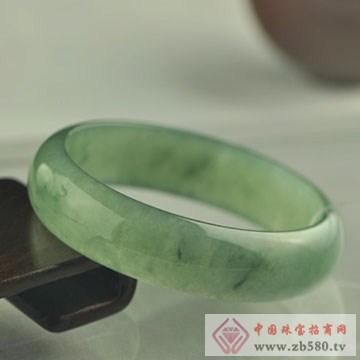 龙缘玉翠-翡翠手镯02